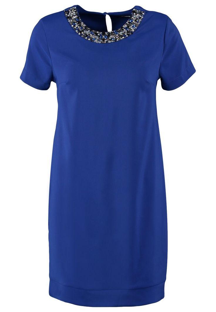 Abito - Dorothy Perkins  #dress #blue #minidress
