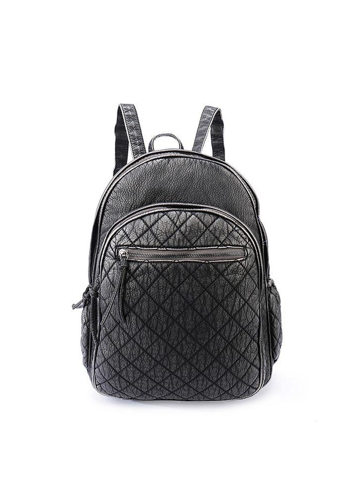 Рюкзак Ors Oro. Цвет серый.