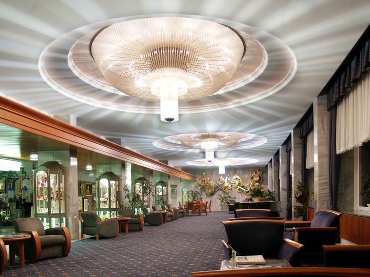 Lobby - Danubius Health Spa Resort Hévíz - hotel Hévíz