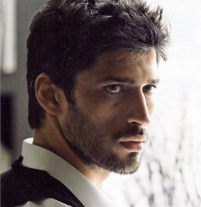 Alexis Papas, Greek model, b. 1986
