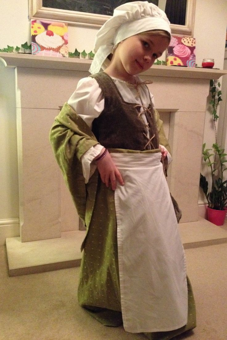 38 best Kentwell Hall Girls Costumes images on Pinterest | Girl ...