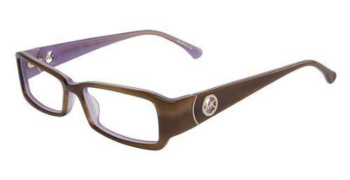 MICHAEL KORS Eyeglasses MK693 210 Brown 51MM Michael Kors. $108.91