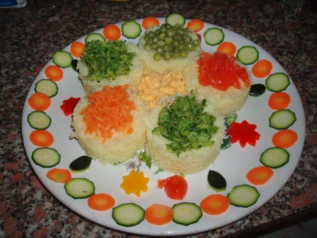 Trionfo di primavera - http://www.food4geek.it/trionfo-di-primavera/