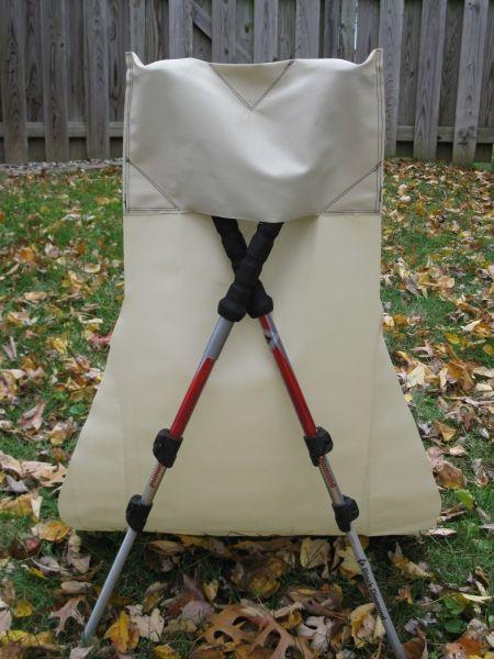 The Jerry Chair - An Ultralight Camp Chair