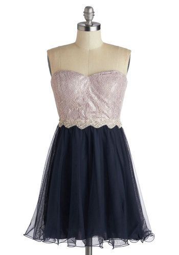 Twirl about Town Dress, #ModCloth