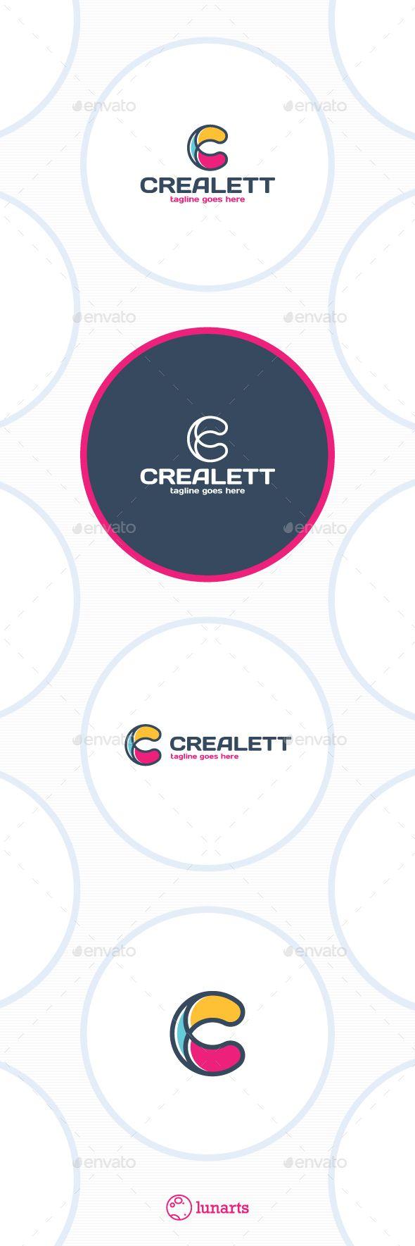 Creative Letter C Logo — Vector EPS #internet #travel • Available here → https://graphicriver.net/item/creative-letter-c-logo/13346093?ref=pxcr
