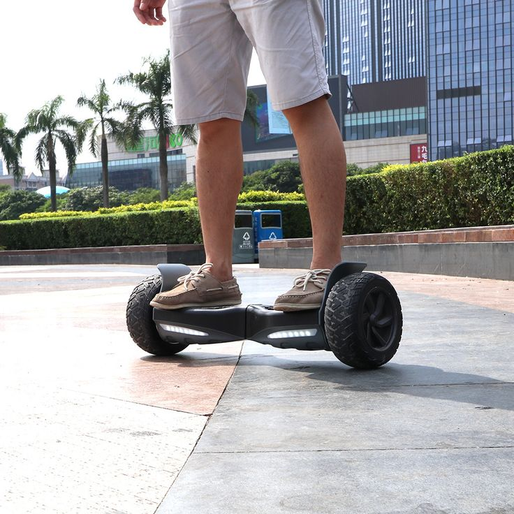 Off Road,All Terrain Self Balancing Electric Scooter 2016 Hottest Hoverboard