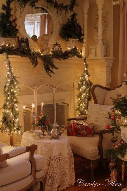 Aiken House & Gardens - A lovely Fireside Tea