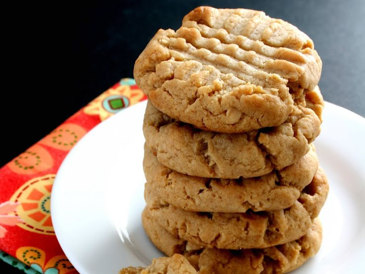 Peanut Butter Cookies - Sugar-Free