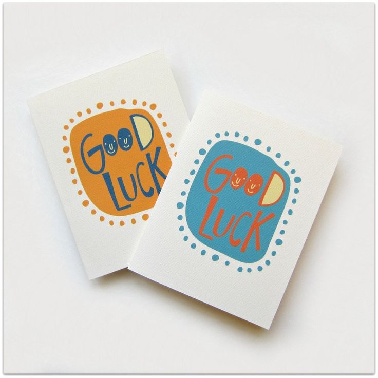7 best Cards - Mothers\/Fathers Day images on Pinterest Mothers - good luck card template