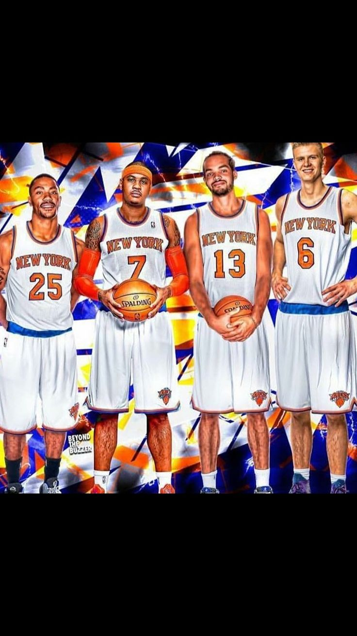 New York knicks: one of the team to look out in the next season.