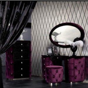 Royal - Purple Fabric