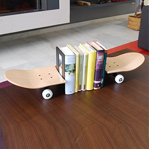 buchsttzen skateboard - Skateboard Regal Kinder Schlafzimmer