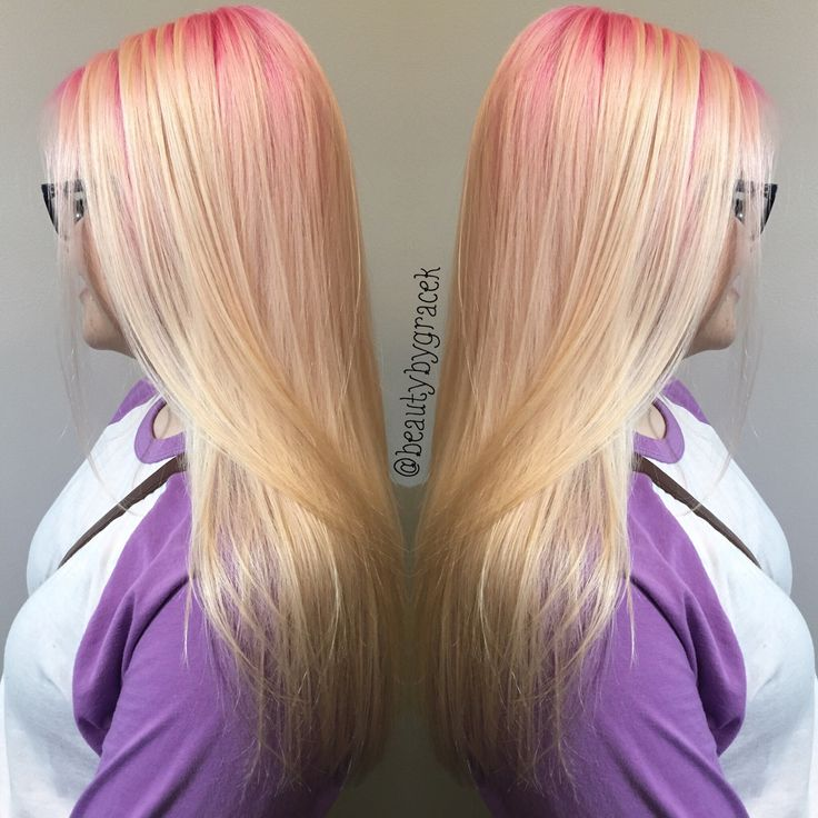 Pink shadow root
