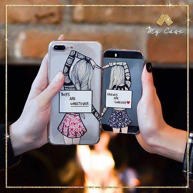 Best friends forever!!!Disponibile per tutti i modelli di telefono!!!#mycaseitaly #phonecase #spedizionegratuita #cover