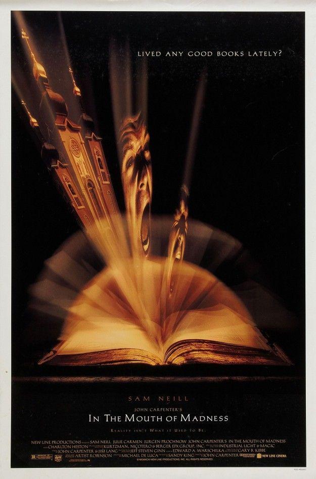 """ L' antre de la folie "" de John carpenter (1995)"