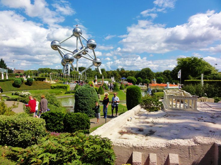 Mini Europe et Atomium , Brussels