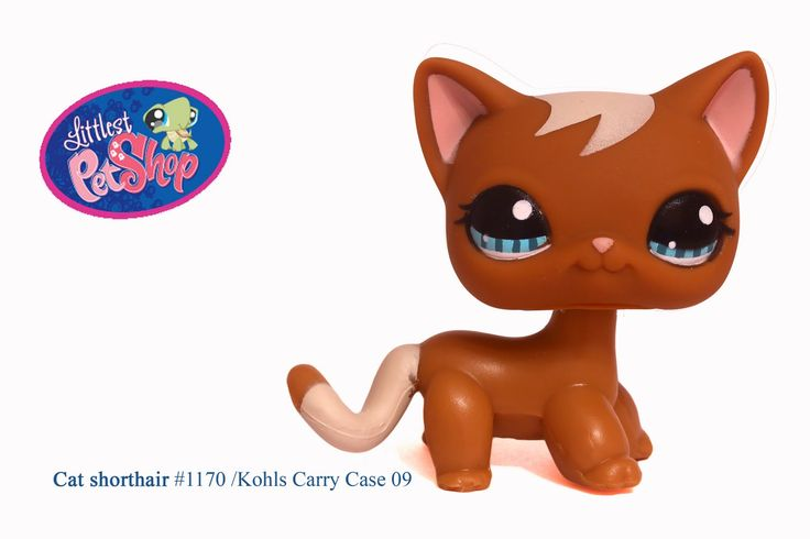 lps shorthair cat 1170 - Google Search