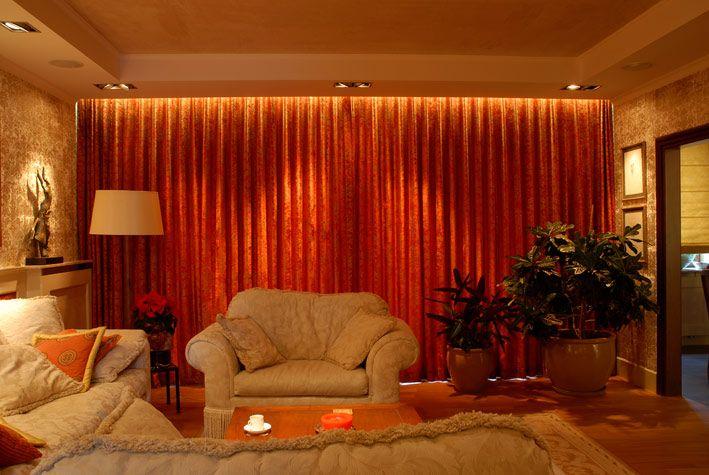 Kotary - podświetlenie LED
