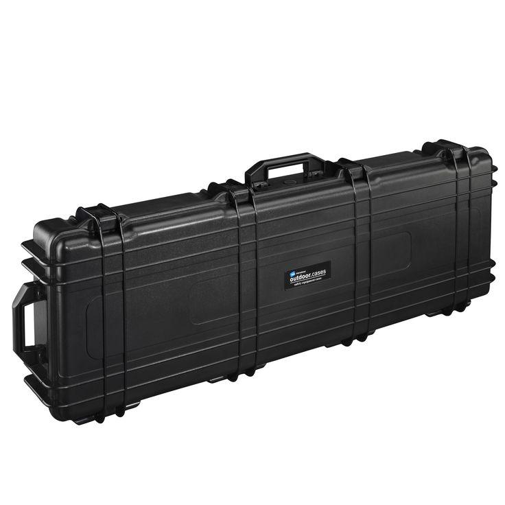 B&W Outdoor Case Typ 72 bei Koffermarkt: ✓schwarz ✓leer oder mit Schaumstoffeinsatz ✓aus ABS ✓geeignet als #Waffenkoffer #Transportkoffer