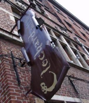 (h)eerlijk eten bij     Clochard de Luxe (Sebastien Fourquet)    Ottogracht 18  9000 Gent  http://www.clochard-de-luxe.be/