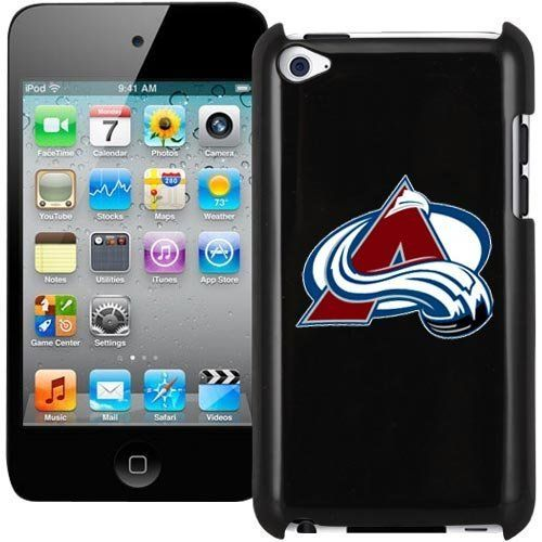 NHL Colorado Avalanche iPod Touch Hardshell Case - Black by Football Fanatics. $15.99. Colorado Avalanche iPod Touch Hardshell Case - BlackTeam logoEasy access to ports and controlsOfficially licensed Avalanche iPod caseRigid polycarbonate protects your deviceImportedFits iPod Touch 4th generationSlim design adds style without the bulkFits iPod Touch 4th generationRigid polycarbonate protects your deviceEasy access to ports and controlsTeam logoSlim design adds styl...