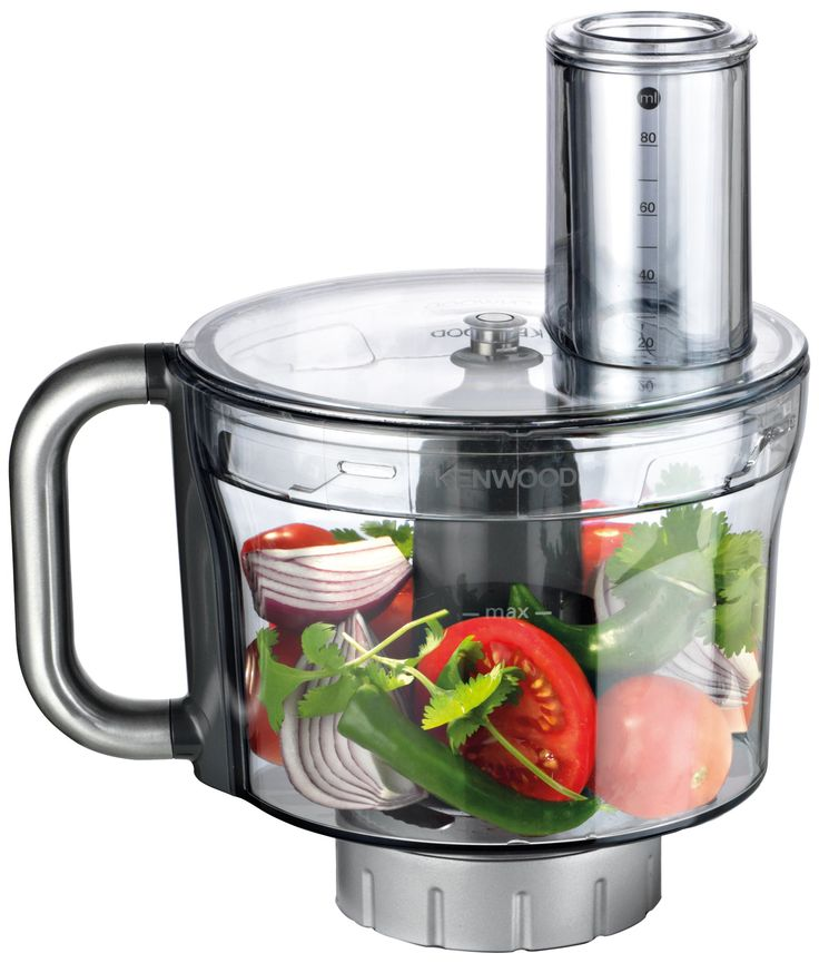 Kenwood KAH647PL Food Processor Attachment for Chef & Major Machines
