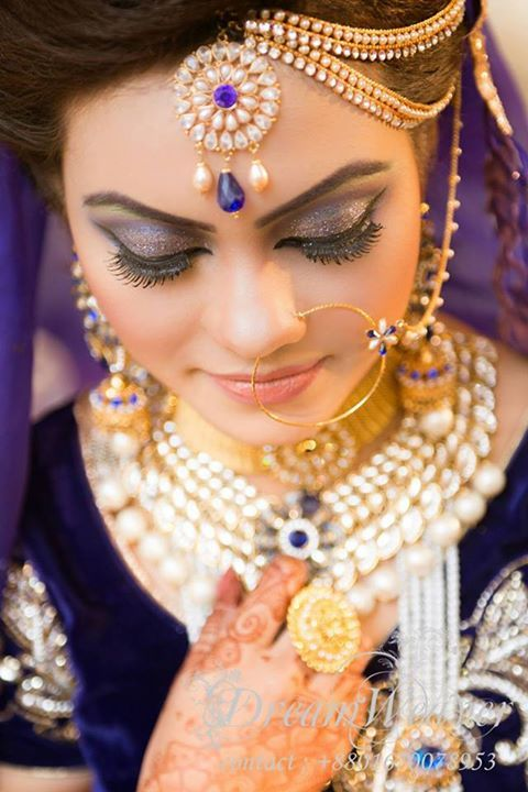 Bangladesh wedding #Bengali bride Reception