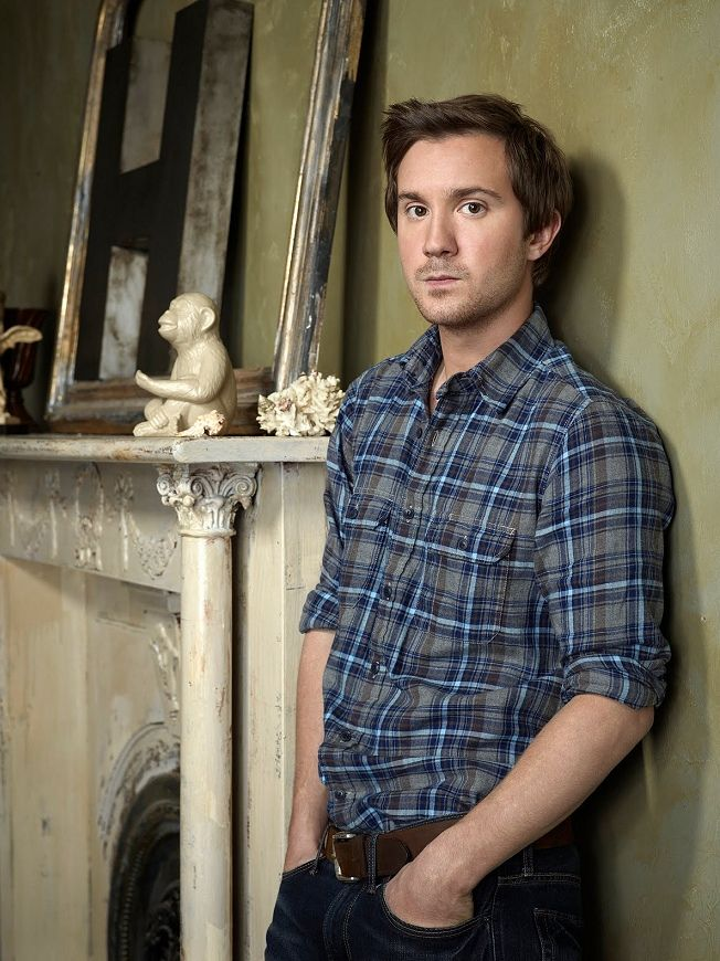 Sam Huntington...totally have pictures with him at the WAVM banquet...