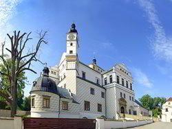 Zámek Pardubice - perla města perníku