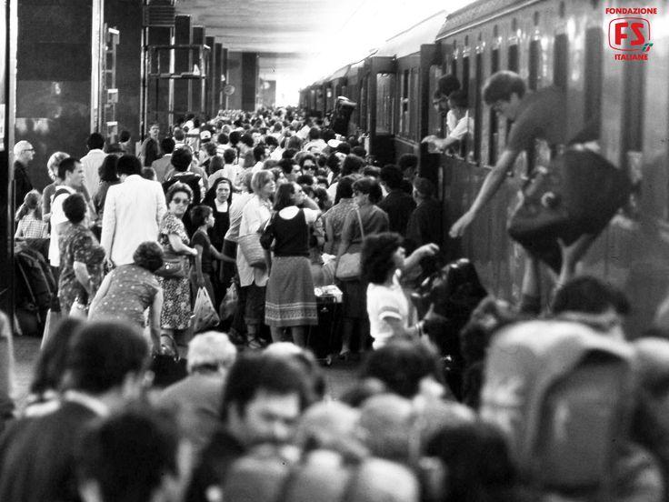 Viaggiatori a Roma Termini (1980)