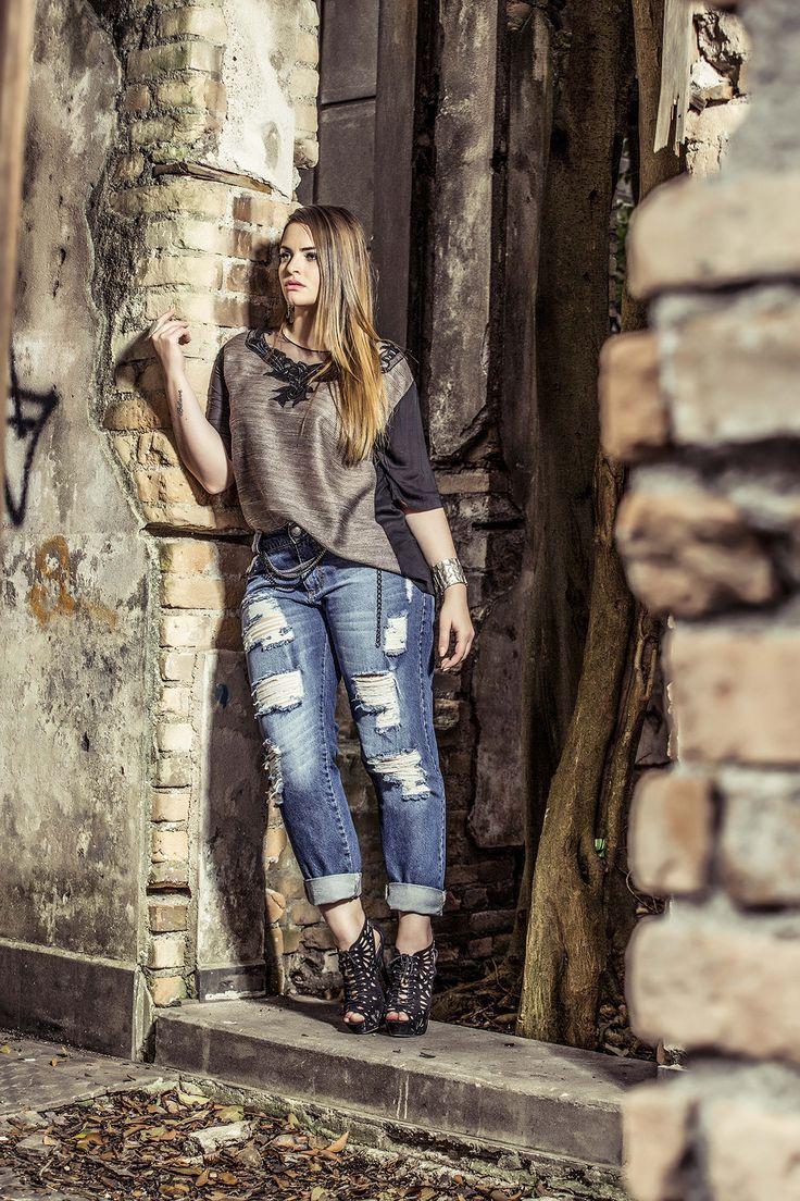 Tintoria Jeans | Moda Plus Size - Verão 2016