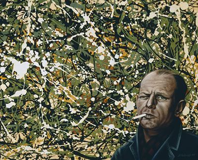 Action Jackson: Paintings Art, Favorite Artists, Pollock Paintings, Jackson Pollock ღ, Art Design, Pollock Art, Action Jackson, Art Artists, Jp S Art