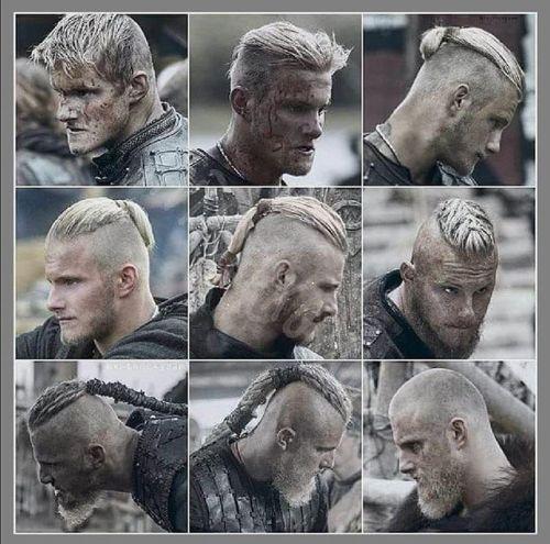 Vikings in 2020   Wikinger frisuren, Wikinger männer, Wikinger