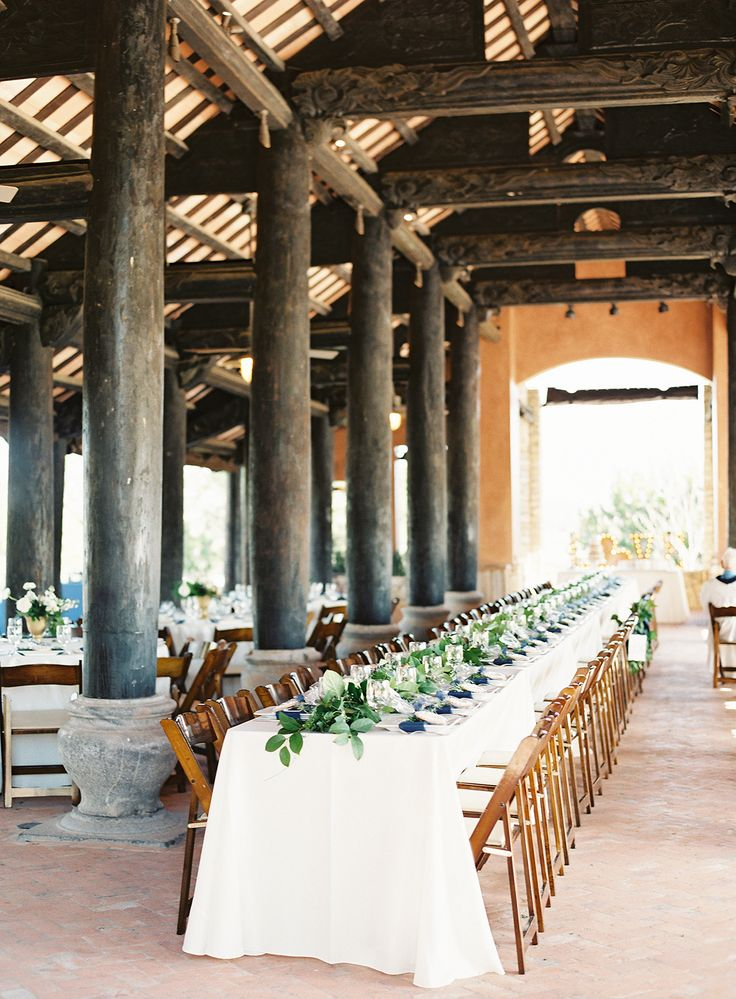 A gorgeous barn-style setup at Camp Lucy in Dripping Springs, Texas. Photo by Mint Photography
