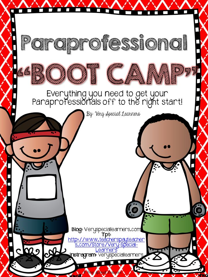 Everything you need to start your Paraprofessionals/Teachers Assistants off on the right foot! {Editable}