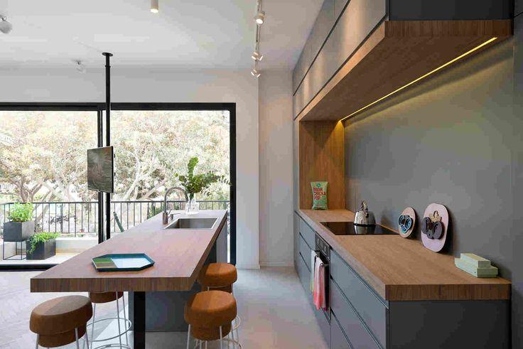 Обновлённая квартира в Тель-Авиве