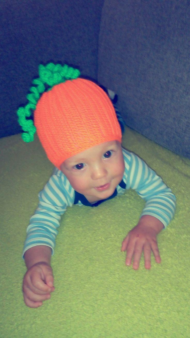 Little pumpkin Timi 😁