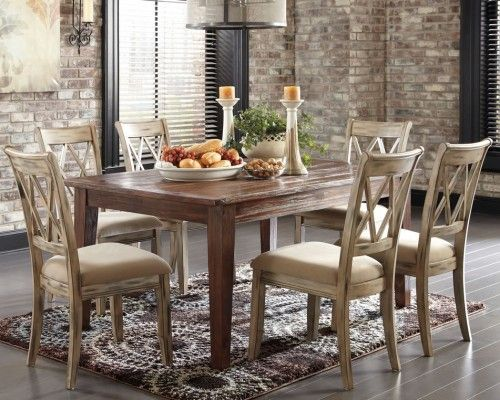 Cool Rustic Dining Room Furniture