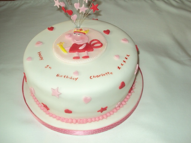 Another Peppa cake