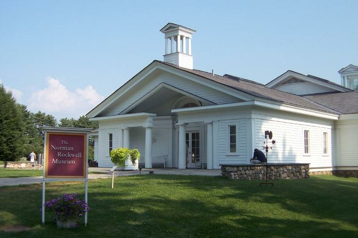 lots of history - Norman Rockwell Museum