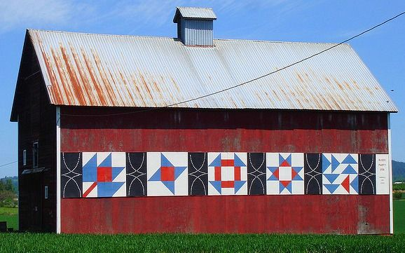 Free Barn Quilt Patterns   ... barn quilts rise to the top. But what exactly is a barn quilt, and why