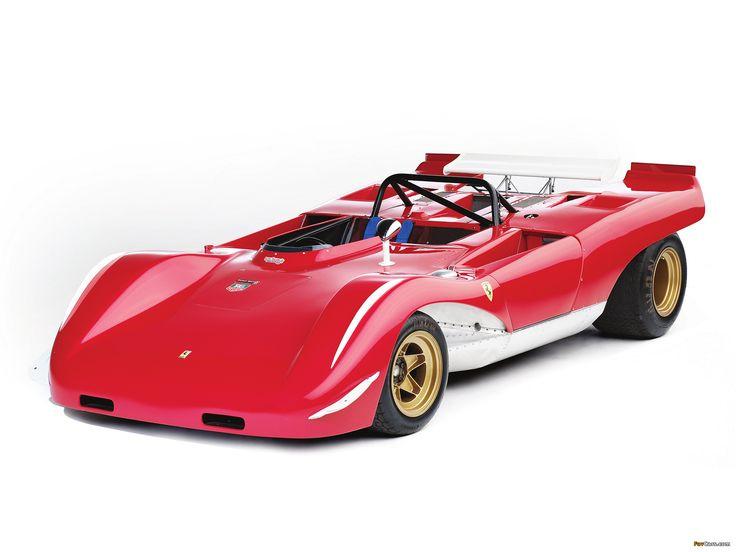 Ferrari 212E Montagna Spider 1969