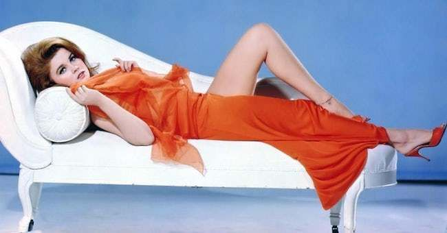 The 20 Hottest Ann-Margret Photos