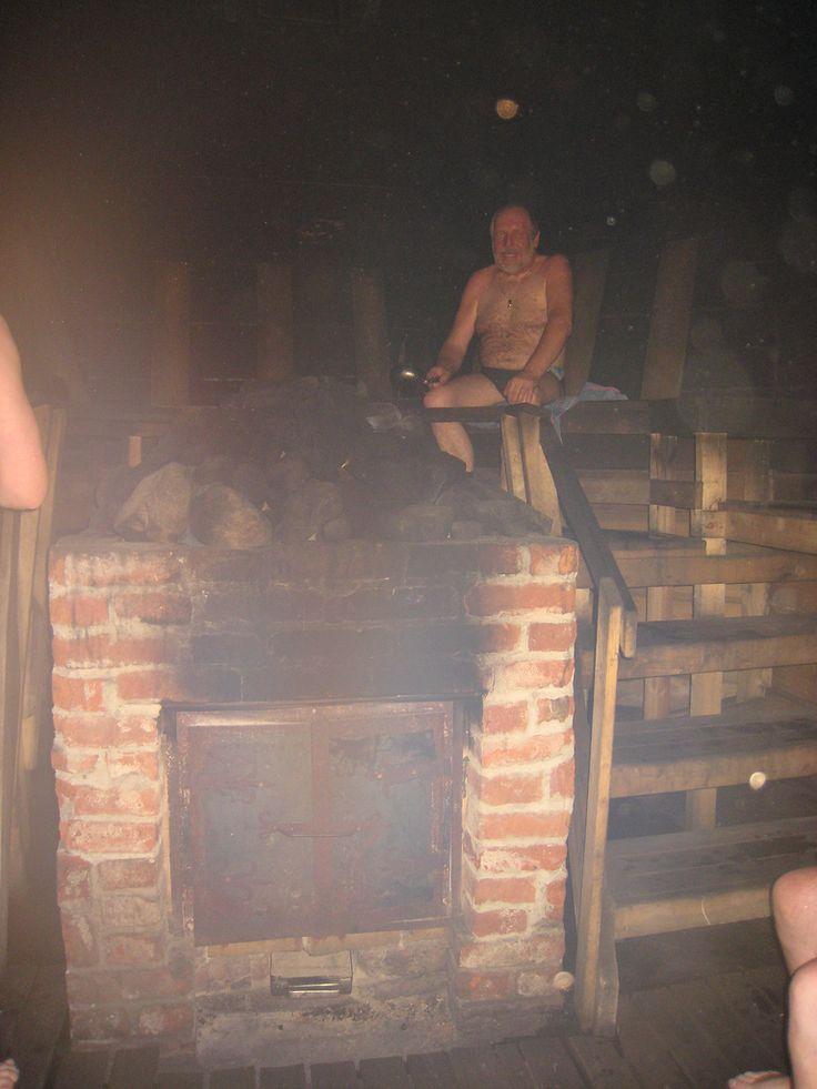 Sauna in Wikipedia Look for Smoke Sauna