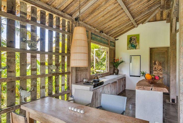 Architect Designed Natural Villa 1 - Houses for Rent in Ubud
