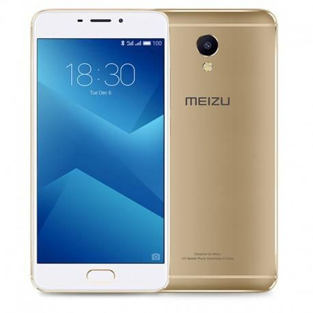"TELEFONO MOVIL MEIZU M5 NOTE 4G ORO 5.5""/OC1.8/3GB/32GB  237,91 €"