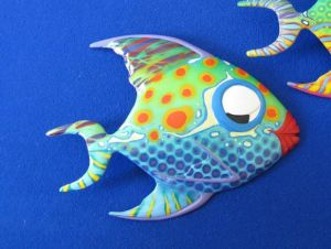 Angel fish - small - 21Hx26W
