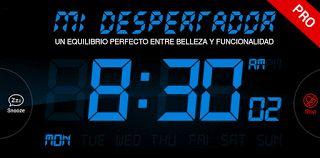 Mi Alarm Clock v2.13 build 106 (Actualización)  Sábado 31 de Octubre 2015.  By: Yomar Gonzalez ( AndroidfastApk )  Mi Alarm Clock v2.13 build 106 (Actualización)  Requisitos: 2.3   Descripción: My Alarm Clock convierte su dispositivo en un despertador que canta sus canciones favoritas un reloj de cabecera con temas magníficos e información meteorológica actual y un temporizador de reposo que arrulla a dormir por la noche!   Reloj despertador: despertar a tu música favorita   Información…