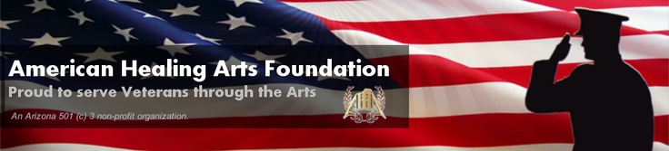 American Healing Arts Foundation Inc., Is organized exclusively to promote the use and application of art as therapy for the benefit of the Public, and particularly to provide a health and spiritual benefit to U.S. Veterans and other first Responders who offer service to their country and community; to promote research, educate the Public, and to encourage and enable generally the use of art as a creative and restorative tool for full re-entry into the community.